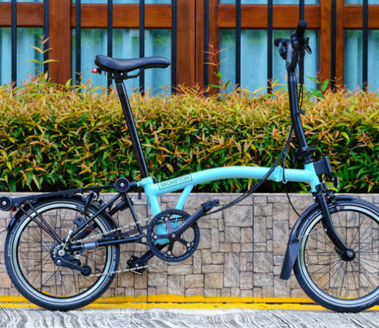 Brompton Bicycle trial covid-19