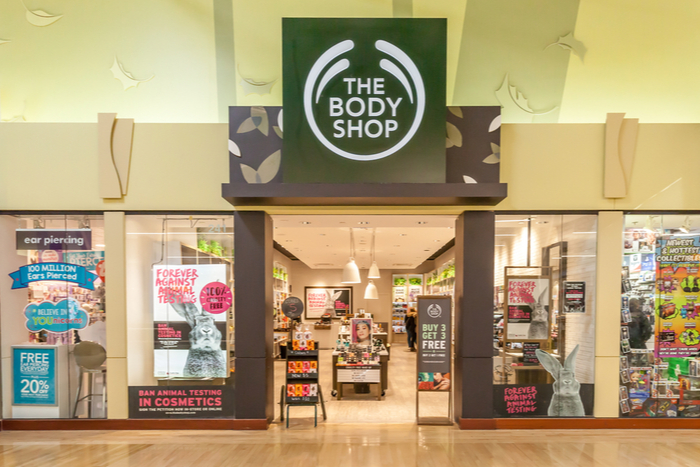 Natalie Brewster The Body Shop Natura & Co