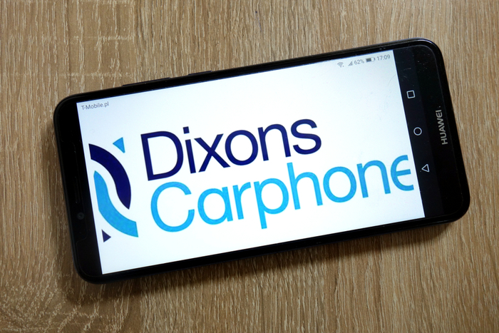 Article from retail gazette- Dixons Carphone: Sales shifted online