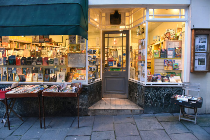 Indie booksellers book store covid-19 pandemic Bloomsbury Publishing