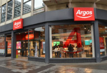Argos covid-19 store closures Sainsbury's mike coupe