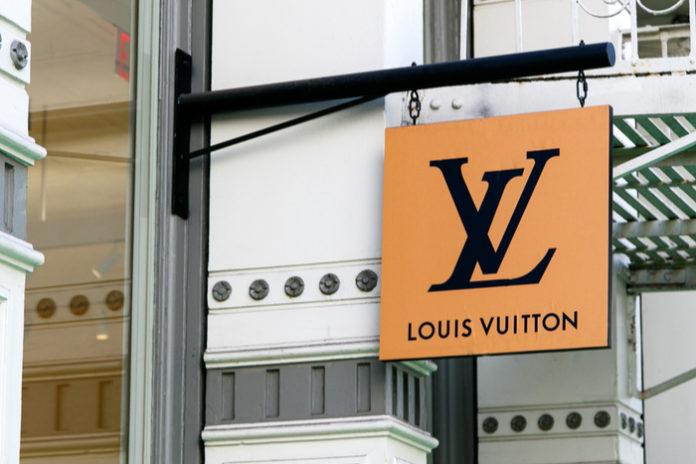 Louis Vuitton LVMH covid-19 trading update store closures Bernard Arnault