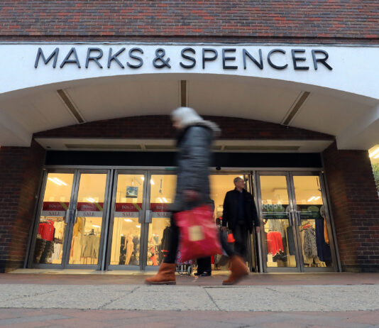 M&S poaches Asda's George VP for online clothing boss
