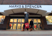 Marks & Spencer M&S Steve Rowe