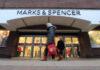Marks & Spencer M&S Ocado Stuart Machin food deal partnership