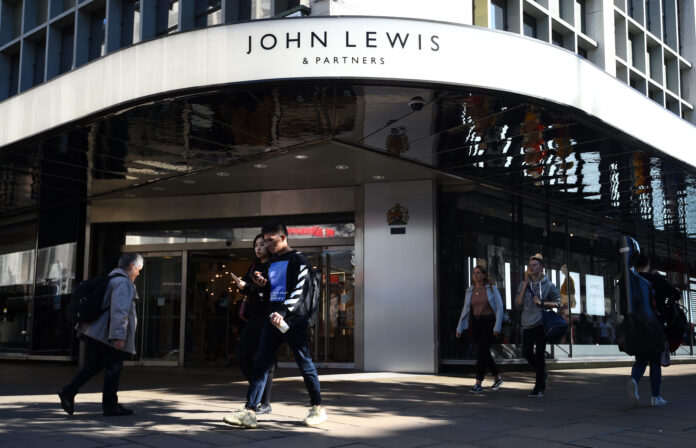 John Lewis prepares for phased re-opening from mid-June