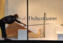 Debenhams CEO Stefaan Vansteenkiste steps aside to consulting role