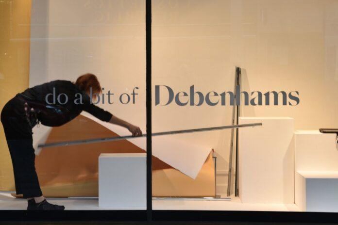 Debenhams CEO Stefaan Vansteenkiste steps aside to consulting role