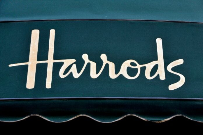 Harrods personal shopping reopening