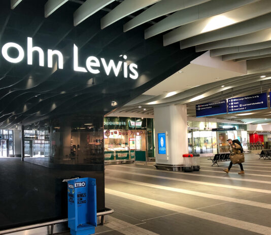 John Lewis delivers care packages for Mental Health Awareness Week