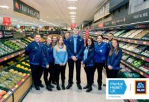 As Mental Health Awareness Week approaches next week, Aldi has joined forces with charity Mental Health UK to help support its 33,000 colleagues across the UK.