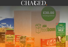 Asda has launched a new dedicated online platform for its food boxes to ensure the vulnerable and elderly have access to food.