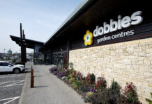Dobbies reopens 12 Scottish stores