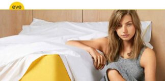 Eve Sleep Cheryl Calverley