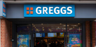 Greggs eyes target of 800 stores to reopen in mid-June