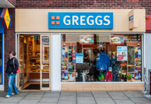 Greggs reopening stores store closures covid-19 lockdown bakery