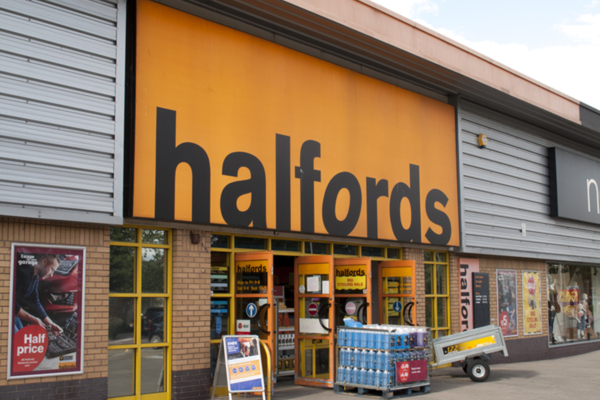 Halfords to reopen 53 stores