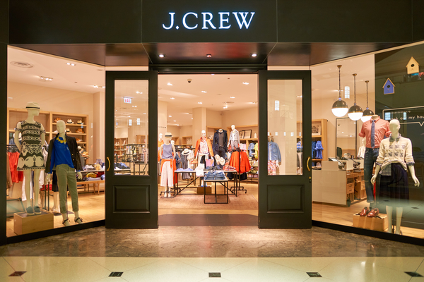 J.Crew the first US retailer to file for Chapter 11 bankruptcy protection
