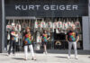 Kurt Geiger unveils plans for gradual store reopening in June