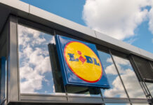 Lidl store closure covid-19 lockdown