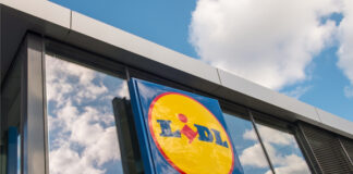 Lidl store closure covid-19 lockdown