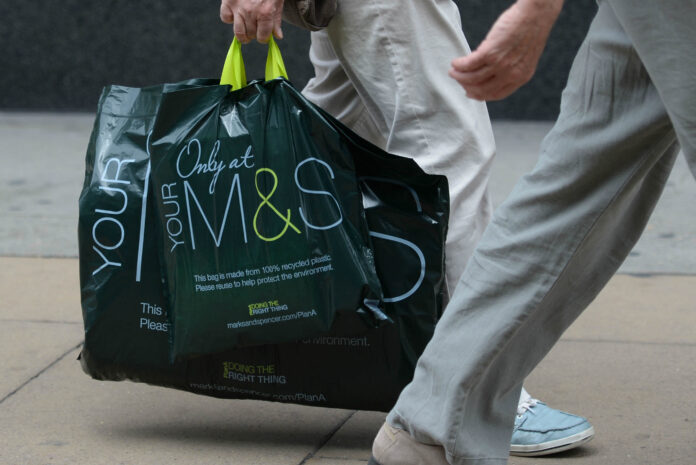 New M&S Clothing & Home MD Richard Price to start earlier than planned