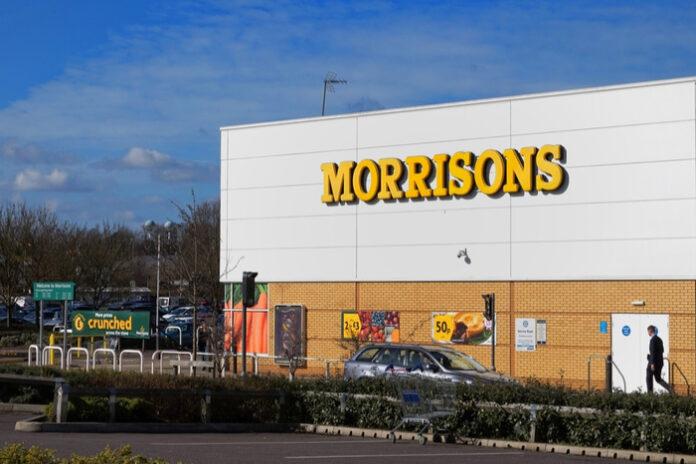 Morrisons covid-19 easter lockdown