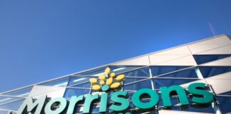 Morrisons lockdown concept store reopening covid-19