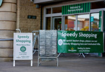 "Morrisons rolls out ""Speedy Shopping"" lanes for small basket shops"