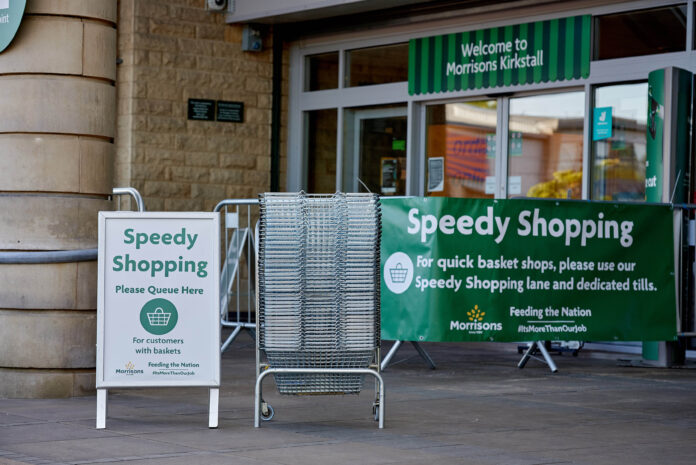 Morrisons rolls out