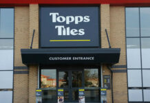 Topps Tiles swings to a £400,000 loss