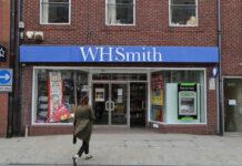 WHSmith covid-19 carl cowling