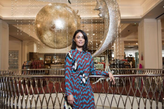 Fortnum & Mason F&M Zia Zareem-Slade customer experience profile interview