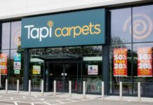 Tapi Carpets James ­Sturrock Eve Sleep