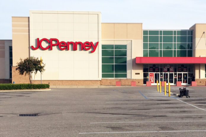 JC Penny files for Chapter 11 bankruptcy