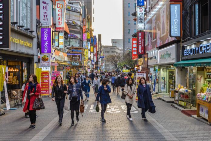 South Korea covid-19 lotte hyundai coupang