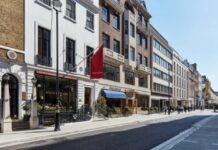 Savile Row William Skinner