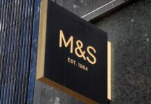 Marks & Spencer Steve Rowe M&S