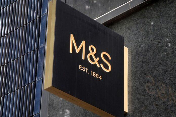 M&S Marks & Spencer Andrew Walmsley