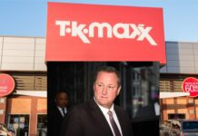 Mike Ashley reaches settlement in TK Maxx brand name dispute