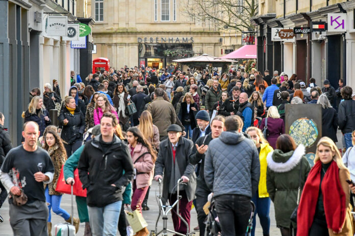 Footfall in second week after lockdown exit grows 7.7%