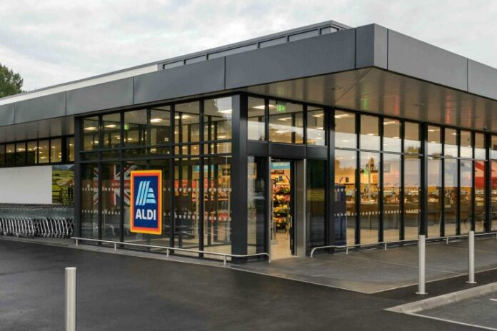 Aldi covid-19 checkout self service lockdown
