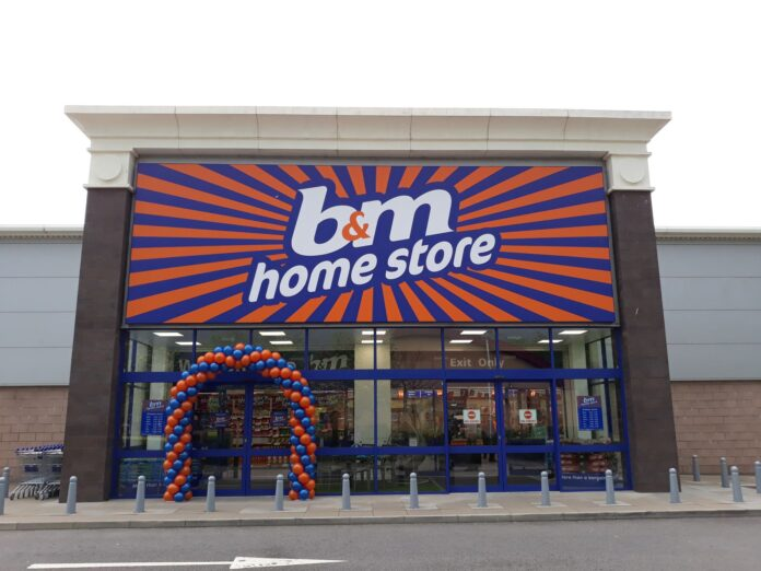 Coronavirus drives B&M's full year sales jump