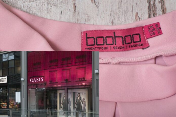 Boohoo snaps up Oasis & Warehouse's online business