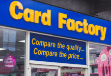 Card Factory CEO Karen Hubbard resigns