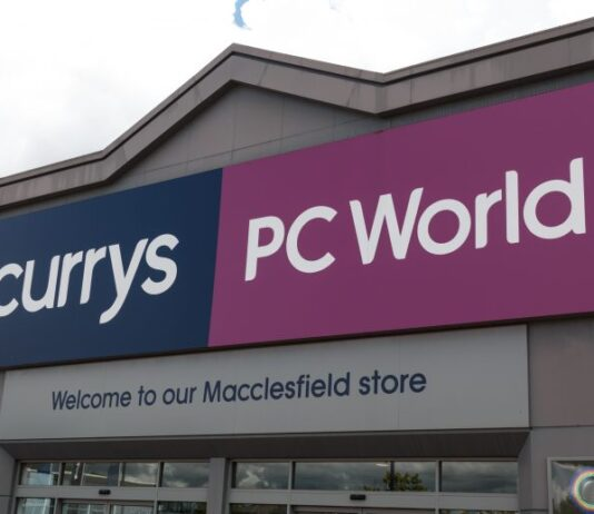 Currys PC World covid-19 Mark Allsop Alex Baldock