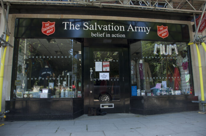 Government urged to help charity shops adapt digital-first innovations