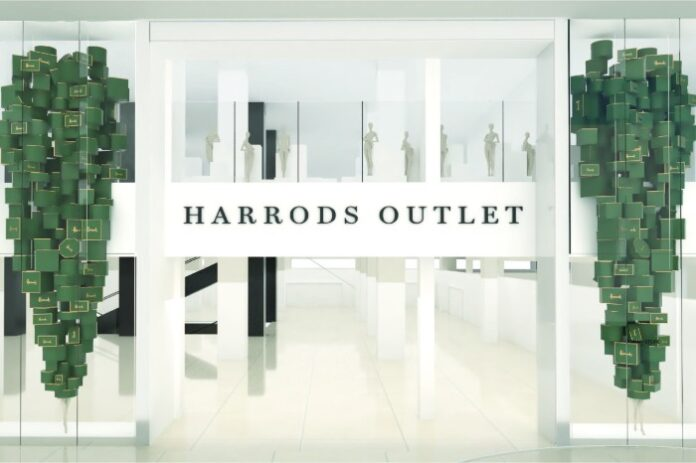 Harrods confirms opening date for new Westfield London outlet concept