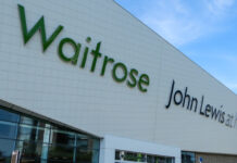 John Lewis Waitrose Vitality Peter Cross