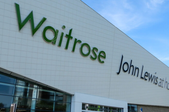 John Lewis Waitrose Vitality Peter Cross